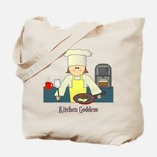 Kitchen Goddess Tote Bag
