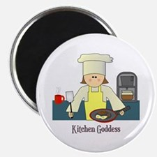 Kitchen Goddess Magnet