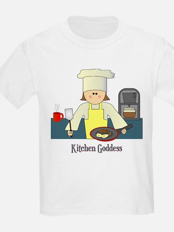 Kitchen Goddess T-Shirt