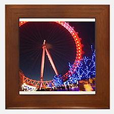 London Eye Framed Tile