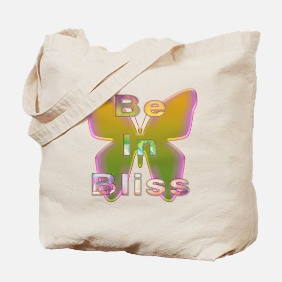 Be In Bliss 2017 Tote Bag