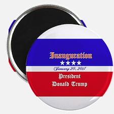 President Donald Trump 2017 Magnet