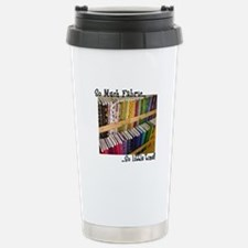 Cool Quilter mom Travel Mug