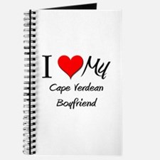 I Love My Cape Verdean Boyfriend Journal