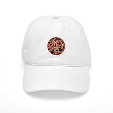 Helaine's Starfish Baseball Cap
