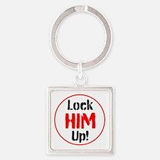 Lock him up! Keychains