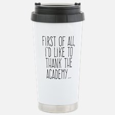 Cool Acting humor Travel Mug