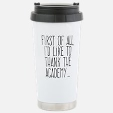 Cute Oscar Travel Mug