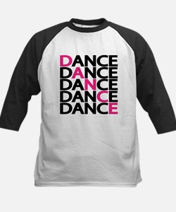 dance-times-five-2-color Baseball Jersey