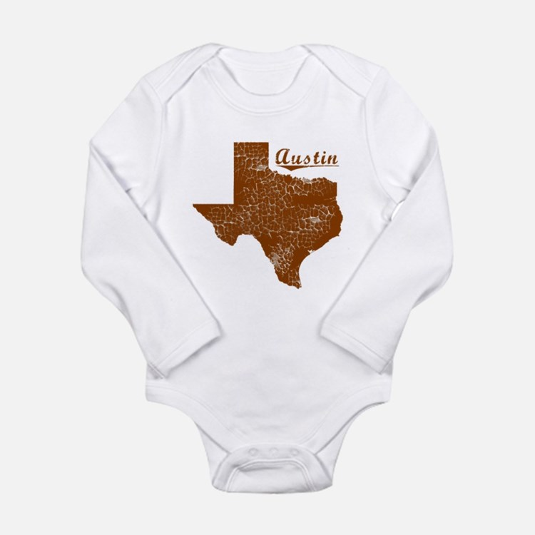 Austin, Texas (Search Any City!) Body Suit