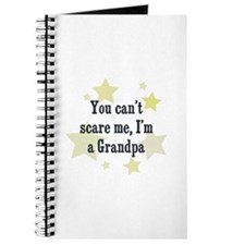 You can't scare me, I'm a Gra Journal