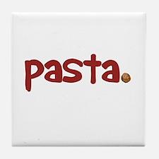 pasta Tile Coaster