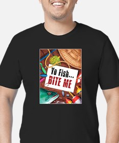 Yo Fish... Bite Me T-Shirt