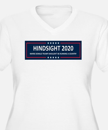 Hindsight 2020 Plus Size T-Shirt