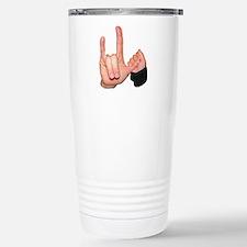 Cute Terp Travel Mug