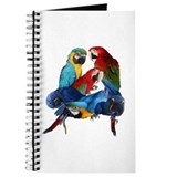 Hyacinth macaw Journals & Spiral Notebooks