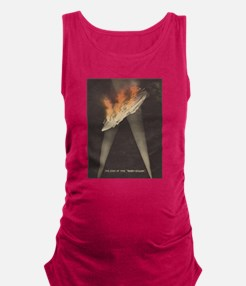 Vintage poster - End of the Baby-Killer Tank Top