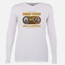 Brandy Station (FH2) Plus Size Long Sleeve Tee