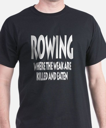 Unique Rower T-Shirt