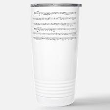 Unique Be loud Travel Mug