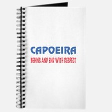 Capoeira Begins and end with respect Journal