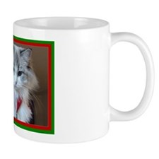 Happy Holidays ragdoll Mug
