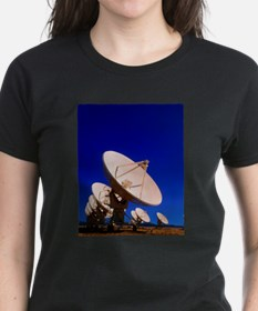 ) radio antennae - Women's Cap Sleeve T-Shirt