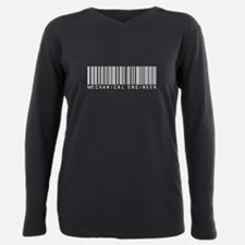Mechanical Engineer Barcode T-Shirt