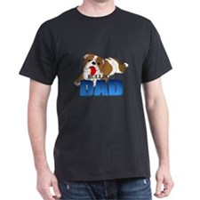 Bulldog Dad T-Shirt