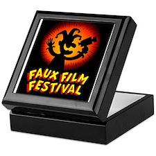 Faux Keepsake Box