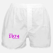Since 1974 (and counting) Boxer Shorts