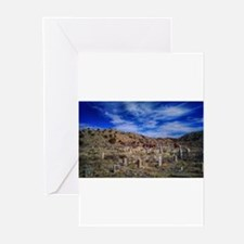 Cerrillos Cemetery Greeting Cards