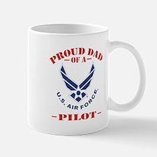 Proud Dad Of A US Air Force Pilot Mug