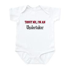Trust Me I'm an Undertaker Infant Bodysuit