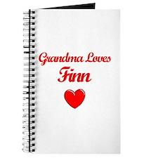 Grandma Loves Finn Journal