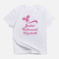 Junior Bridesmaid Personalized Gift T-Shirt