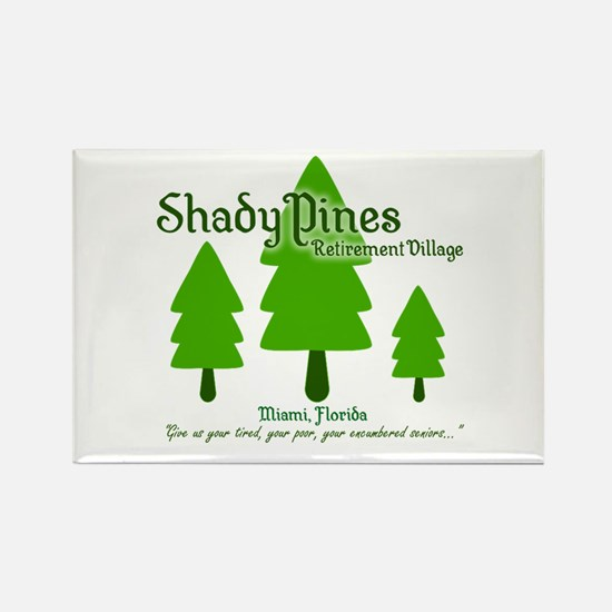 Shady Pines Retirement Village Magnets