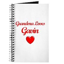 Grandma Loves Gavin Journal
