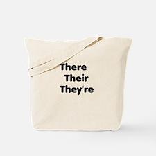 Grammar Tote Bag
