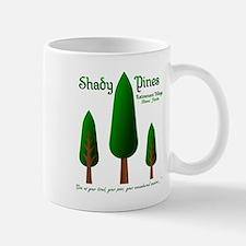 Shady Pines Retirement Village Mugs