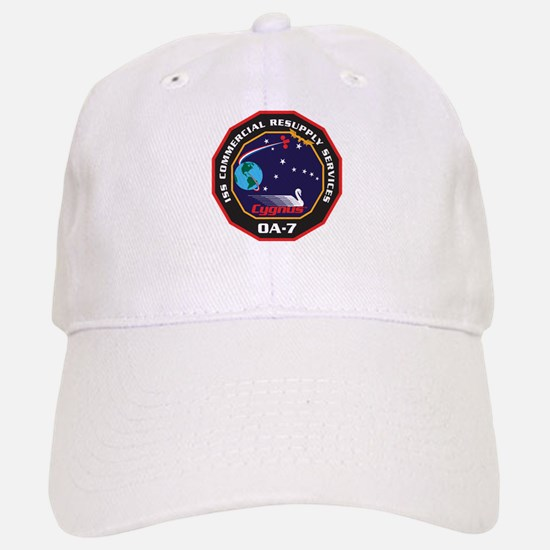 OA-7 Spacecraft Baseball Baseball Cap