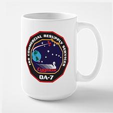 OA-7 Spacecraft Large Mug