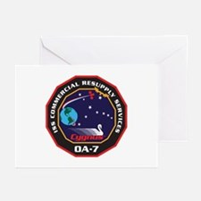 OA-7 Spacecraft Greeting Cards (Pk of 10)