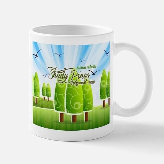 Shady Pines Retirement Home Mugs