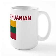 KISS ME IM LITHUANIAN Mug