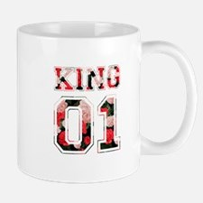 king and queen couple shirts Mugs