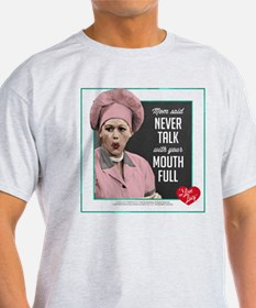 Talk with Mouth Full T-Shirt