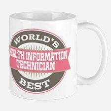 health information technician Mug