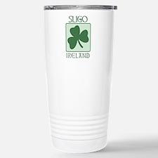 Cute Shamrock design Travel Mug