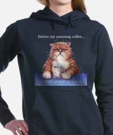 Coffee Cat Sweatshirt